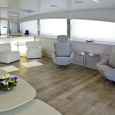 Barents Sea Yacht