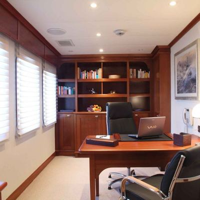 Asteria Yacht Office