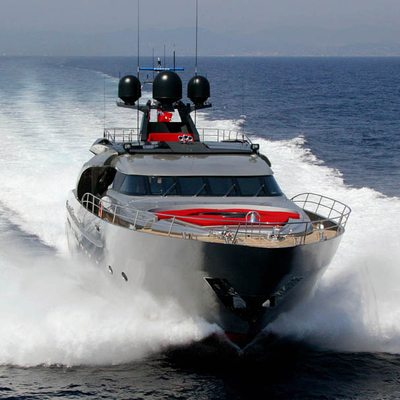 Dragon Yacht Front View
