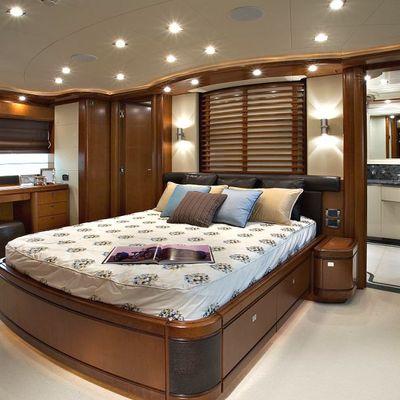 Sima Yacht Master Stateroom