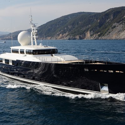 Galileo G Yacht Front View