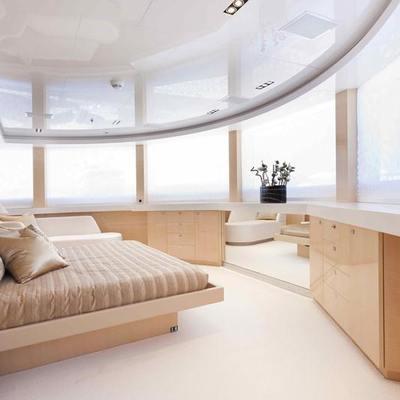 La Pellegrina I Yacht VIP Stateroom