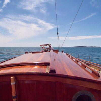 Sunshine Yacht Deck