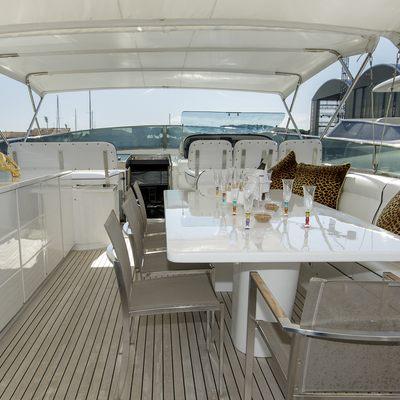 Sea Jaguar Yacht