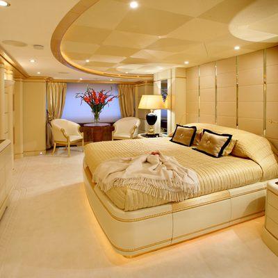 Platinum Yacht Master Staetroom