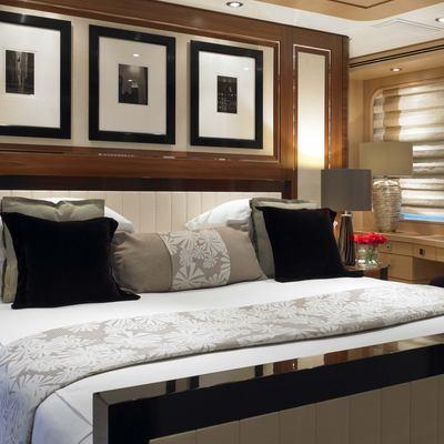 Kathleen Anne Yacht Master Stateroom