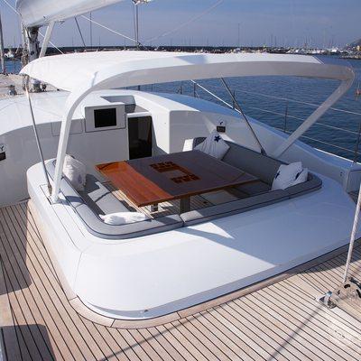 A Sulana Yacht Deck