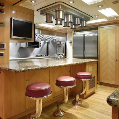 Laurel Yacht Galley