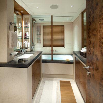 Lady Britt Yacht Guest Bathroom
