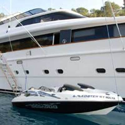 Crocus Yacht Tender