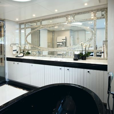 Quite Essential Yacht Master Bath