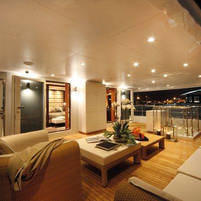 Zaliv III Yacht Master Private Area