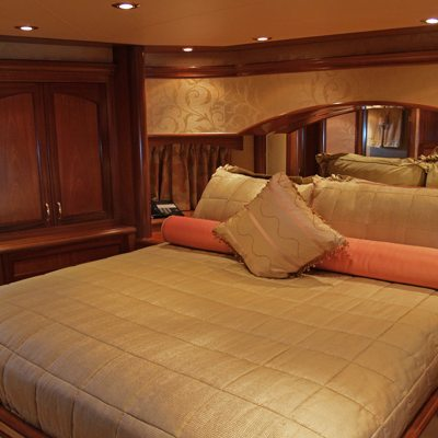 Joan's Ark Yacht Guest Stateroom - Overview