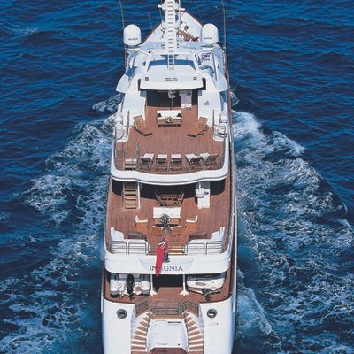 Insignia Yacht Deck View
