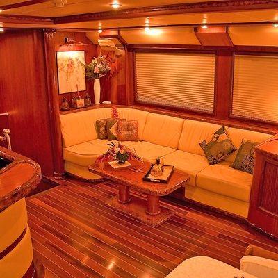 Princess Anna Dukaj Yacht
