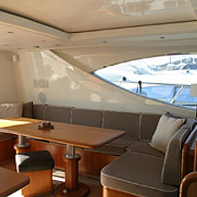 Best Mountain Yacht Cockpit