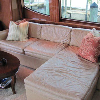 Island Cowboy Yacht