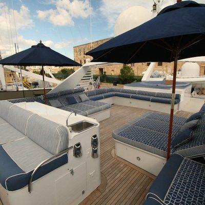 DOA Yacht On Deck