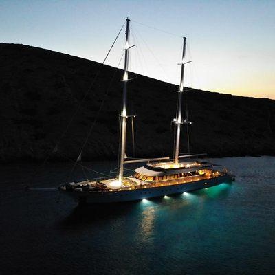 Lady Gita Yacht