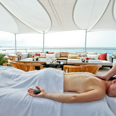 April Yacht Massage