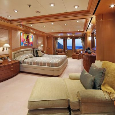 Laurel Yacht Master Stateroom - Evening