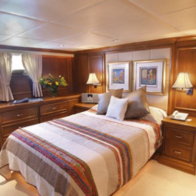 Inspiration Yacht Guest Stateroom