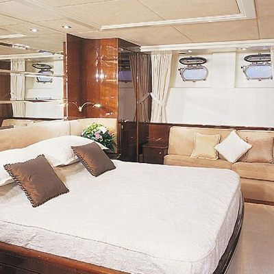 Happy Spirit Yacht Guest Stateroom