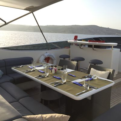 Layazula Yacht