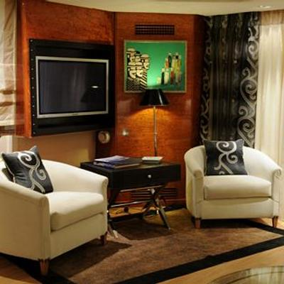 AMZ Yacht Saloon - Seating