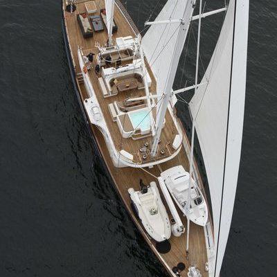 Sunny Hill Yacht Overhead