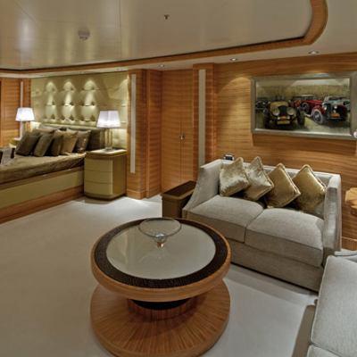 Mia Rama Yacht Master Stateroom
