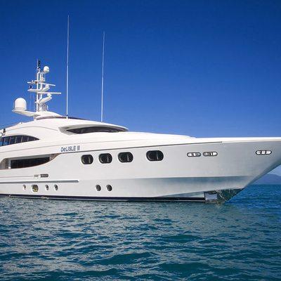 De Lisle III Yacht Main Profile