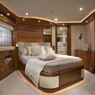 Sima Yacht VIP Stateroom