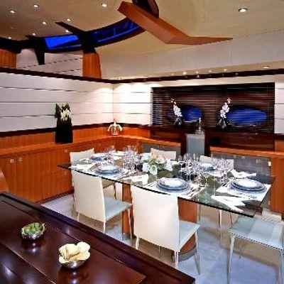 Mumu Yacht Dining Salon