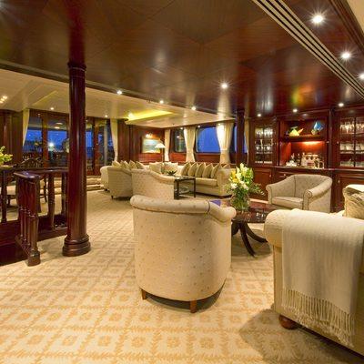 Legend Yacht Main Salon - Overview