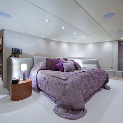 Daloli Yacht Master Stateroom