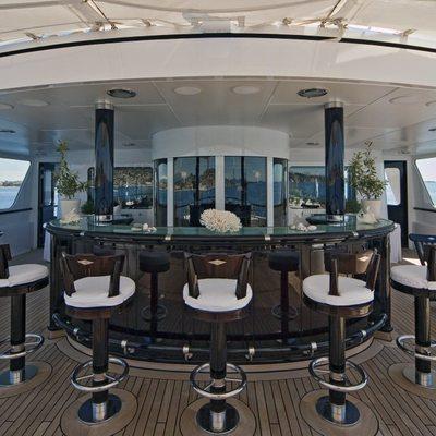 Virginian Yacht Exterior Bar