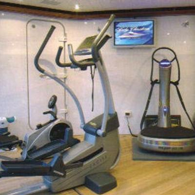 Sea Walk Yacht Gymnasium