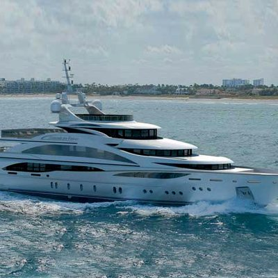 Diamonds Are Forever Yacht Profile