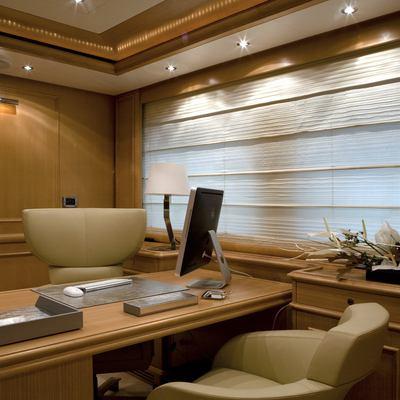 Hana Yacht Master Study - Desk