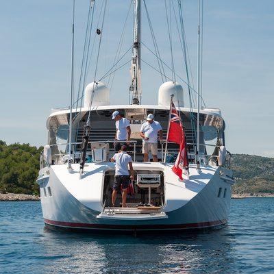 Lady Sunshine Yacht