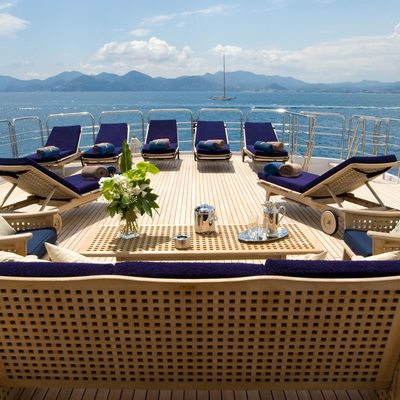 Insignia Yacht Sundeck Loungers