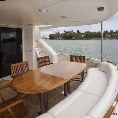 Living the Dream Yacht