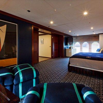 Diamond Yacht Master Stateroom