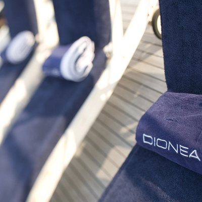Dionea Yacht Deck Loungers - Detail