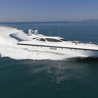 Veni Vidi Vici Yacht Running Shot - Overview