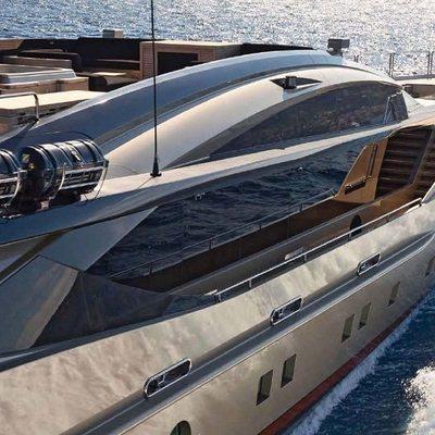 DB9 Yacht External Side