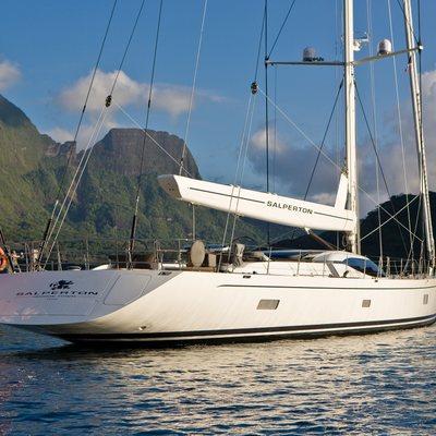 Palmira Yacht At anchor