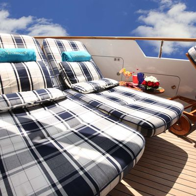 Nomad Yacht Sun Loungers