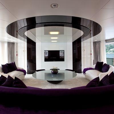 Quite Essential Yacht Main Salon - Overview
